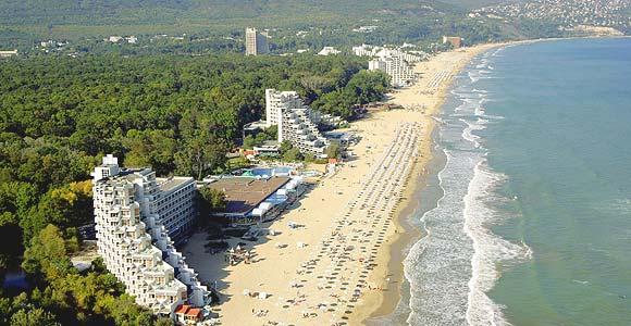 Turismul din Bulgaria, victima colaterala a tensiunilor politice din Ucraina. Romania se mentine pe un trend constant