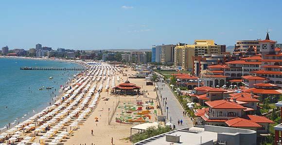 Bulgaria estimeaza o crestere a numarului de turisti din Ucraina si Belarus