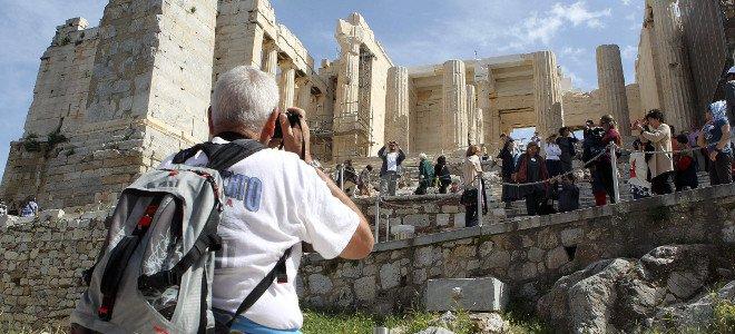 Grecia a avut cu 18,2% mai multi turisti straini in primele trei luni ale anului