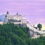 Castelul Hohenwerfen, Austria
