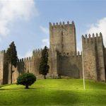 Castelo De Guimaraes, Portugalia