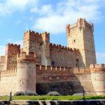Castillo de la Mota, Spania