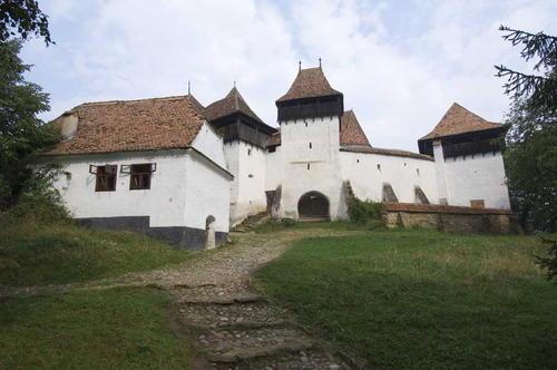 Satul Viscri din Transilvania, in topul celor 25 de astfel de asezari din Europa