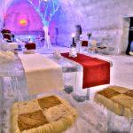 Hotelul de Gheață de la Bâlea Lac