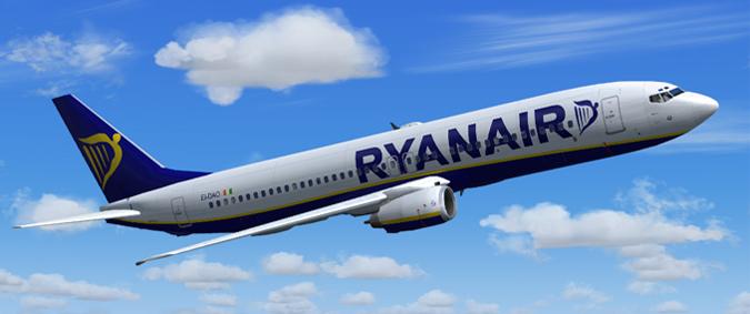 IATA confirma: RYANAIR a transportat cei mai multi pasageri in 2014