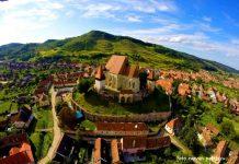 Biserica fortificata Biertan Transilvania