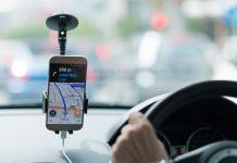 Aplicația Uber